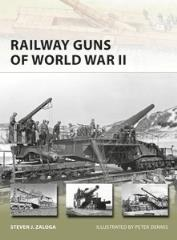 Railways Guns of World War II