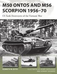 M50 Ontos and M56 Scorpion 1956-70