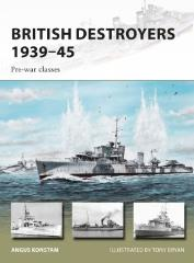 British Destroyers 1939-45 - Pre-War Classes