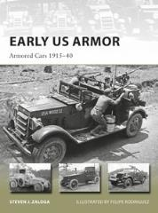 Early US Armor - Armored Cars 1915-40