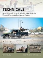 Technicals - Non-Standard Tactical Vehicles form the Great Toyota War to Modern Special Forces