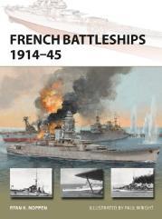French Battleships 1914-45