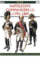 Napoleon's Commanders (1) - 1792-1809
