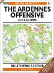 Ardennes Offensive, The - US III & XII Corps