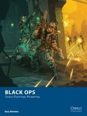 Black Ops - Tactical Espionage Wargaming