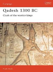 Qadesh 1300 BC - Clash of Warrior Kings