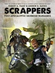 Scrappers - Post-Apocalyptic Skirmish Wargames