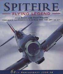 Spitfire - Flying Legend