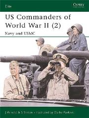 US Commanders of World War II (2) - Navy and USMC