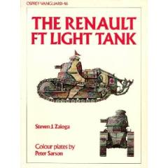 Renault FT Light Tank, The