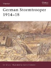 German Stormtrooper 1914-1918