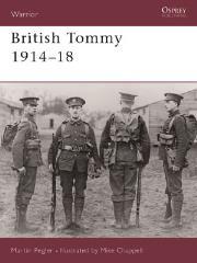 British Tommy 1914-18