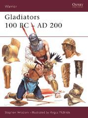 Gladiators 100 BC-200 AD