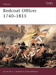 Redcoat Officer 1740-1815