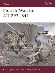 Pictish Warrior 297-841 AD