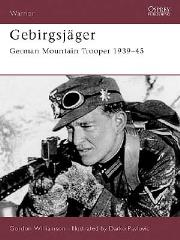 Gebirgsjager - German Mountain Trooper 1939-45