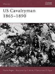 US Cavalryman 1865-90