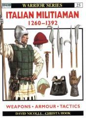 Italian Militiaman 1260-1392