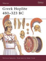 Greek Hoplite 480-323 BC