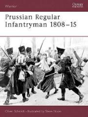 Prussian Regular Infantryman 1808-15