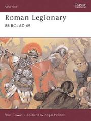 Roman Legionary - 58 BC - AD 69