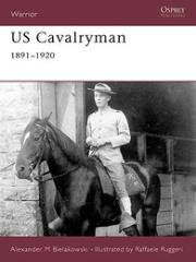 US Cavalryman 1891-1920