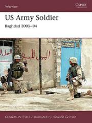 US Army Soldier - Baghdad 2003-04