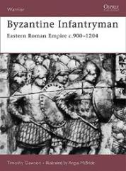 Byzantine Infantryman - Eastern Roman Empire c. 900-1204