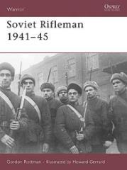 Soviet Rifleman 1941-45