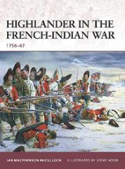 Highlander in the French-Indian War - 1756-67
