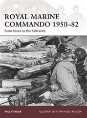 Royal Marine Commando 1950-82
