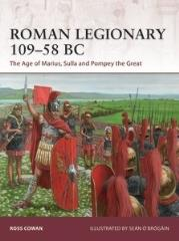 Roman Legionary 109-58 BC