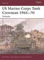 US Marine Corps Tank Crewman 1965-70 - Vietnam