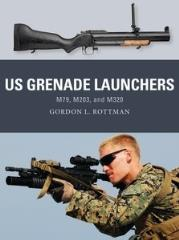 US Grenade Launchers - M79, M203, and M320