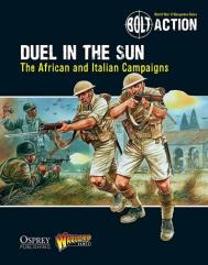 Duel in the Sun - The African and Italian Campaigns