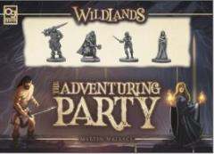 Wildlands - The Adventuring Party