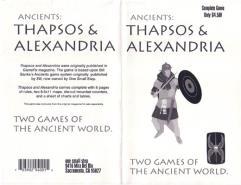 Ancients - Thapos & Alexandria