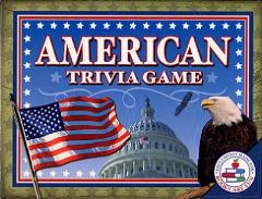 American Trivia Game (Books are Fun Edition)