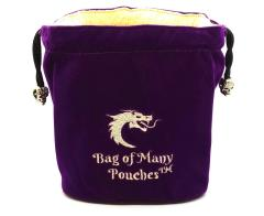 Bag of Many Pouches - Purple