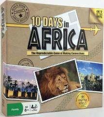 10 Days in Beautiful Africa
