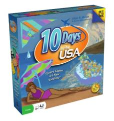 10 Days in the USA (2nd Edition)
