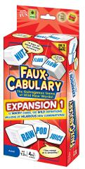 Faux-Cabulary Expansion #1
