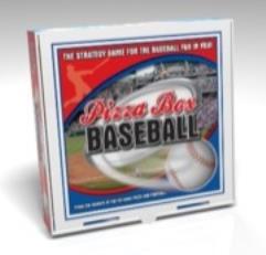 Pizza Box Baseball