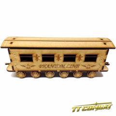 Steam Train Standard Carriage