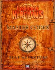 Forbidden Kingdoms - Master Codex