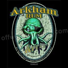 Arkham Rum T-Shirt (M)