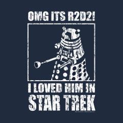 OMG IT'S R2D2! (XXL)