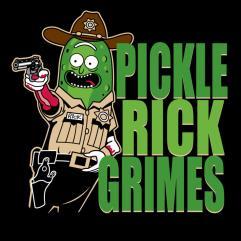 Pickle Rick Grimes (2XL)