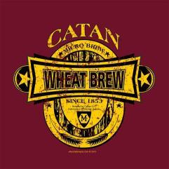 Catan Wheat Brew T-Shirt (XL)