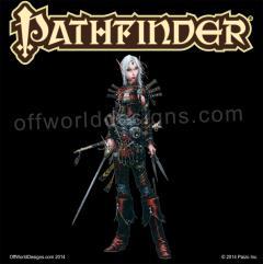 Pathfinder Merisiel Rogue (M)